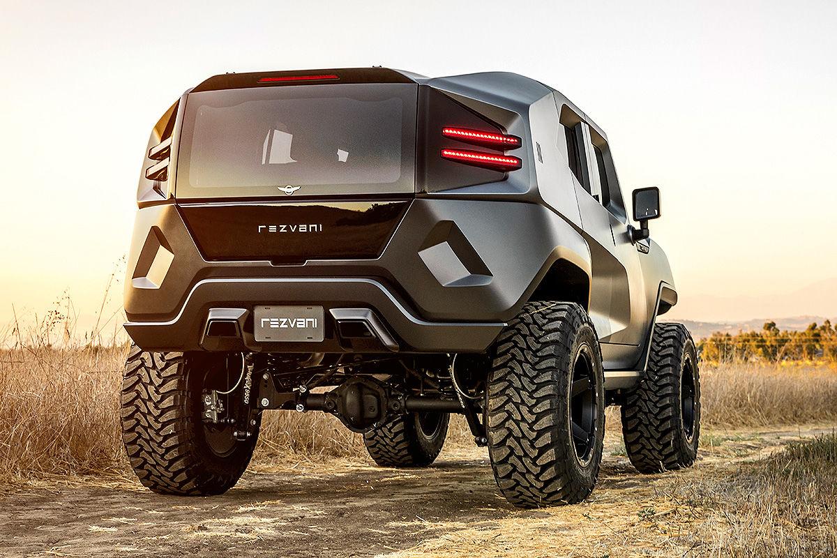 Die extremsten SUVs und Geländewagen
