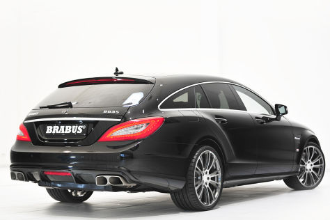 Brabus 730 Shooting Brake