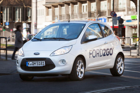 Carsharing Car2Go