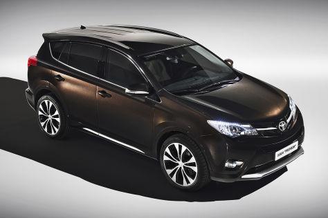 Toyota RAV4 Designstudie Prermium