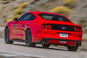 So schnell ist der Mustang
