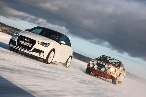Audi A1 quattro Audi Sport quattro