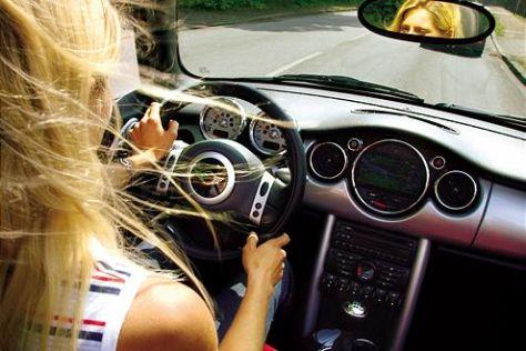 KBA-Statistik 2012: Frauen auf der Überholspur - autobild.de