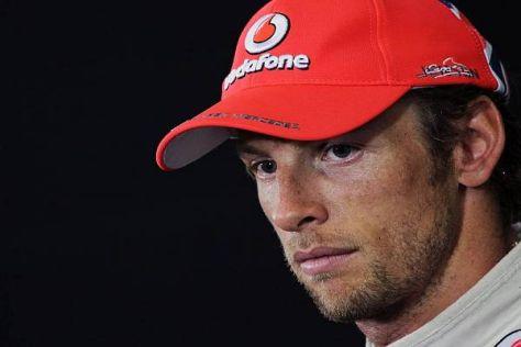 Volle Konzentration auf 2013: Jenson Button will den Titel zu McLaren holen