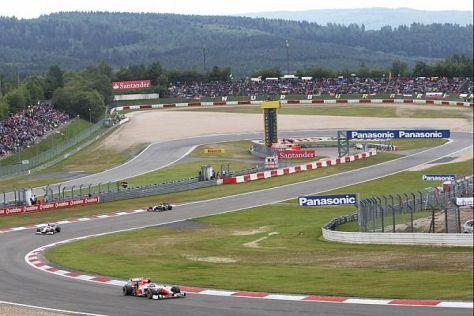 Auch der Grand Prix am Nürburgring wurde heute offiziell bestätigt
