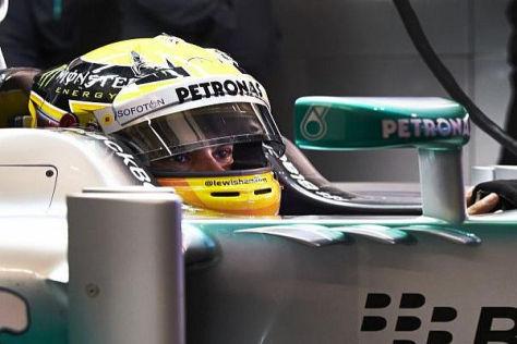 Lewis Hamilton fühlt sich bei Mercedes wohler als bei McLaren