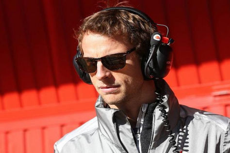 Jenson Button will in Woking zu einem Urgestein werden