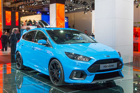 ford focus rs iaa 2015 preis marktstart leistung. Black Bedroom Furniture Sets. Home Design Ideas