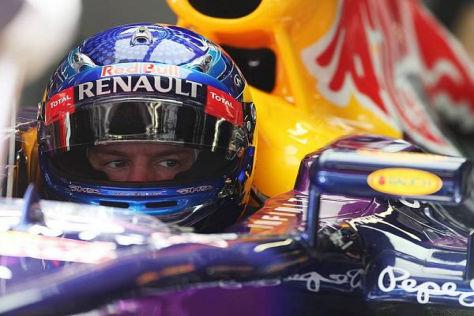 Sebastian Vettel hat den vierten WM-Titel fest im Visier