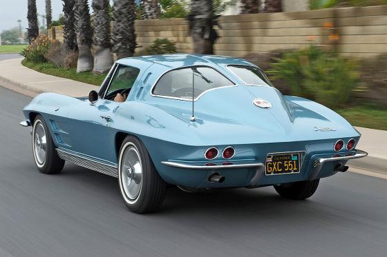 Kaufberatung Chevrolet Corvette Sting Ray AUTO BILD KLASSIK