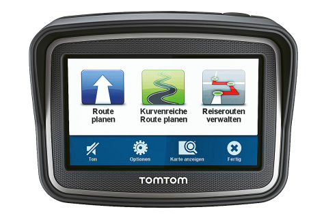 TomTom Rider 