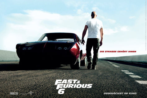 Neu im Kino: Fast & Furious, Teil 6