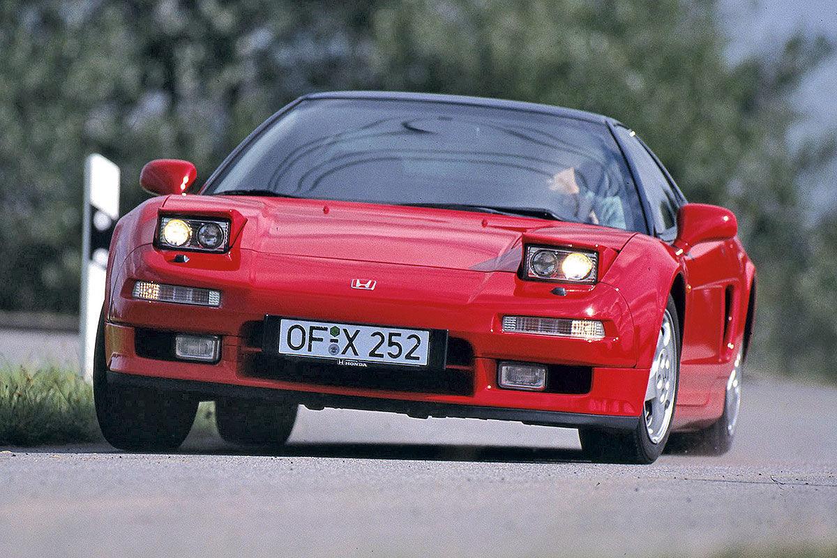 Die coolsten Autos der 90er-Jahre - Bilder - autobild.de