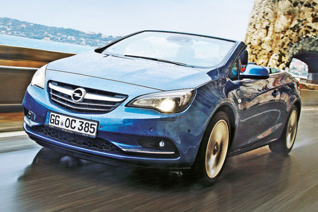 Video: Opel Cascada