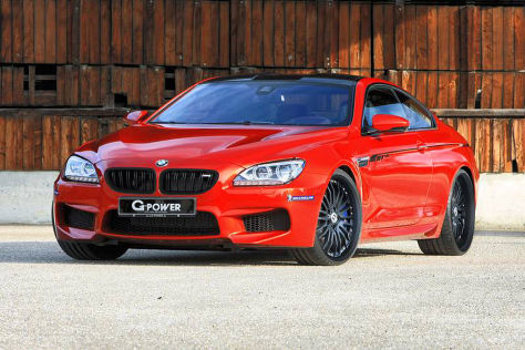 BMW G-Power M6