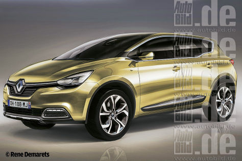 Renault Espace Illustration