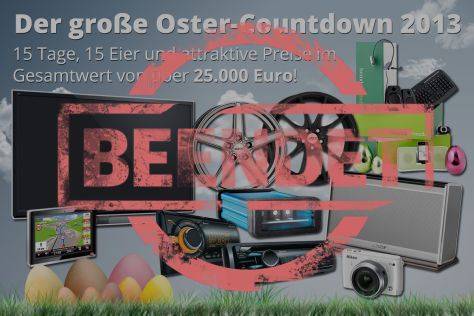 Oster-Countdown 2013