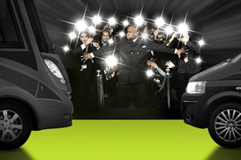 Hymercar-Reisemobile auf VW T5-Basis