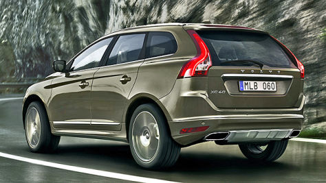 Volvo XC60 (2013): Preise