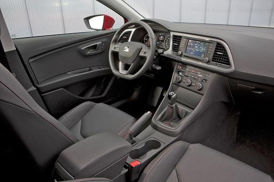 Kaufberatung seat leon for Seat ibiza innenraum