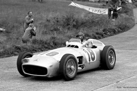 Mercedes W 196: Bonhams-Auktion