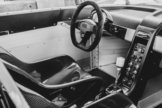 Vuhl 05 Cockpit