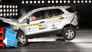 Ford EcoSport im Crashtest