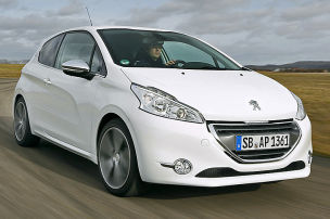 Peugeot 208 THP 155: Test