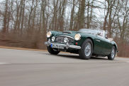Video: Austin-Healey 3000