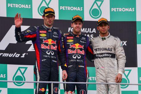 Formel 1 2013 Malaysia
