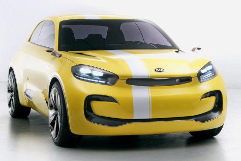 Kia CUB Concept: Seoul Motor Show 2013