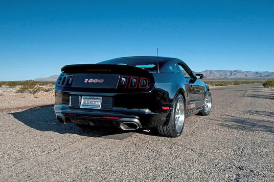 Ford Mustang Shelby 1000 S/C