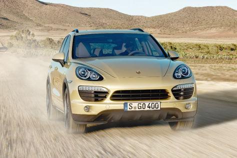 Porsche Cayenne Turbo S: Fahrbericht