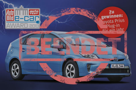 eCar Award 2013