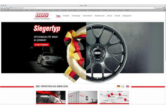 BBS-Website