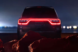 Dodge Durango: New York Auto Show 2013