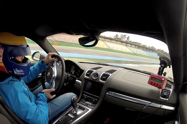 Video: Porsche Challenge