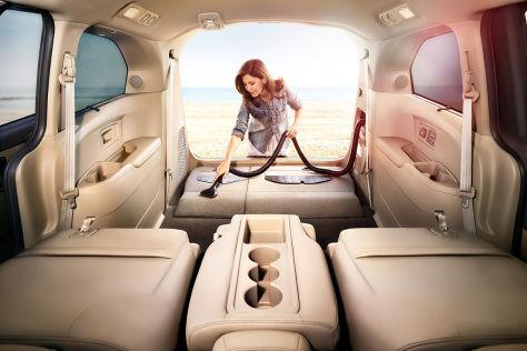 Honda Odyssey (2014)
