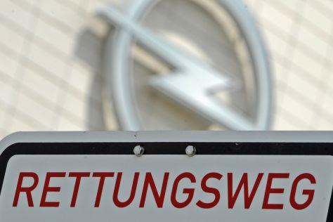 Opel-Sanierungsplan