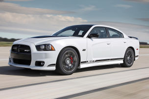 Dodge Charger SRT8 392: New York Auto Show 2013
