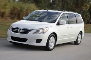 VW Routan: Produktion l�uft aus