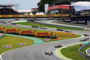 Brasilien-Grand-Prix: Sao Paulo vor dem Aus?