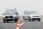 Dacia Dokker/VW Caddy: Test Schlägt der Dokker den Caddy?