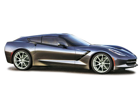 Corvette C7: Tuning von Callaway
