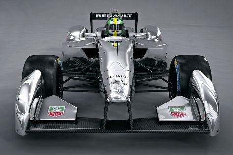 Formel E fährt ab 2014