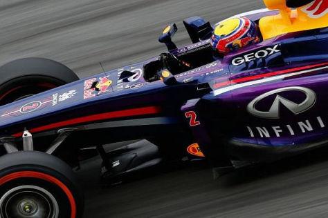 Die FIA gibt Entwarnung: Angeblich ist der Splitter des RB9 legal