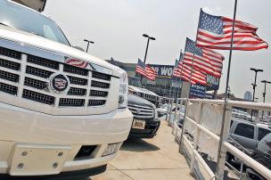 US-Autoverk�ufe gestiegen