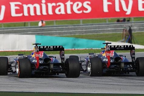 Die Red-Bull-Entscheidung, Webber gewinnen zu lassen, sorgte für Zündstoff