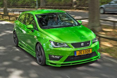 JE Design Ibiza SC FR 2.0 TDI