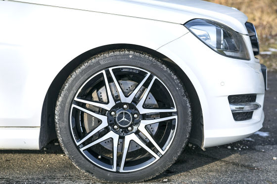 Mercedes C 250 Sport